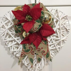 Decadent Designs Decor Sudbury Ontario Christmas Love Wicker Heart Home Decor
