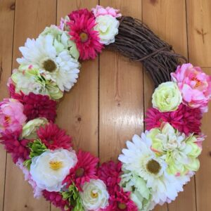 Decadent Designs Decor Sudbury Ontario Floral Paradise Wreath Home Decor