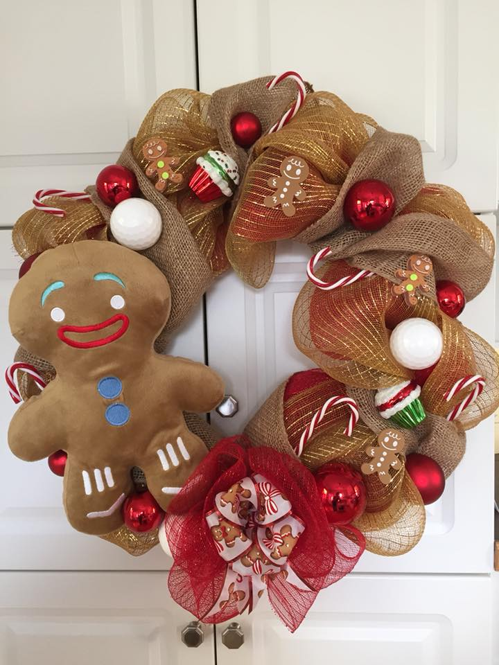 Decadent Designs Decor Sudbury Ontario Ginger Bread Man Home Decor
