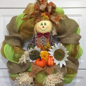 Decadent Designs Decor Sudbury Ontario Happy Harvester Fall Decor