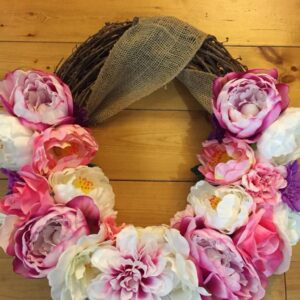 Decadent Designs Decor Sudbury Ontario Rustic Romance Home Decor Wreath