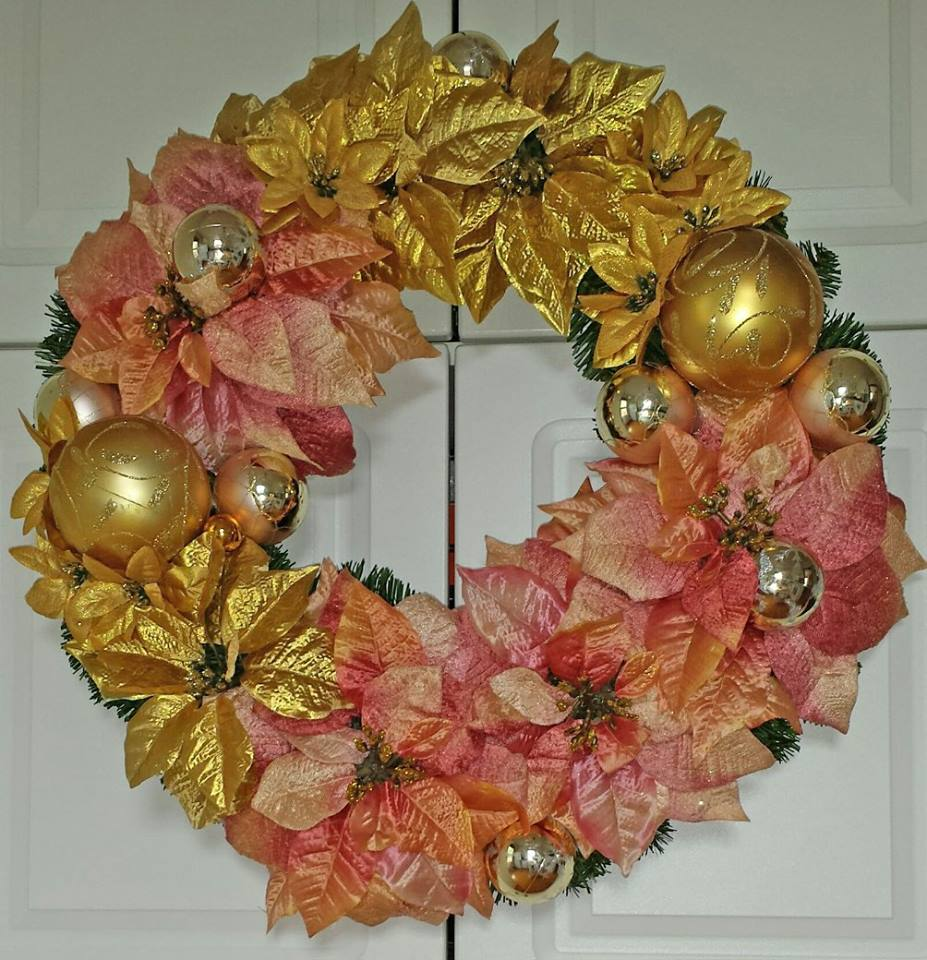 Decadent Designs Decor Sudbury Ontario Seasonal Serenity Wreath Home Decor