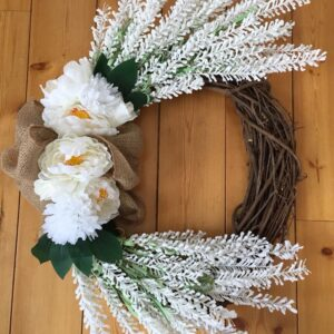 Decadent Designs Decor Sudbury Ontario Springtime Serenity Wreath Home Decor
