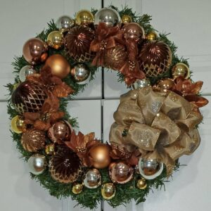 Decadent Designs Decor Sudbury Ontario Warm By The Fire Wreath Home Decor