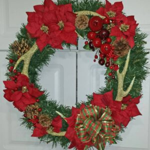 Decadent Designs Decor Sudbury Ontario Woodland Wonder Wreath Home Decor